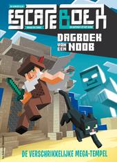 Escape boek : de verschrikkelijke mega-tempel : ga aan de slag, kraak de codes en ontsnap uit het boek!