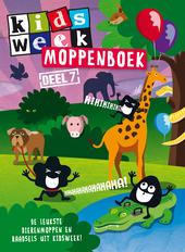 Kidsweek moppenboek : dieren! : de leukste dierenmoppen en raadsels uit kidsweek!. Deel 7