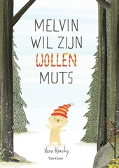 Melvin wil zijn muts terug