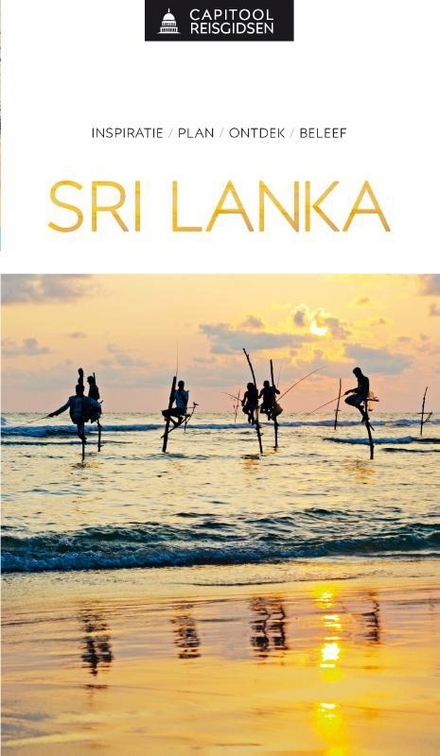 Sri Lanka : inspiratie, plan, ontdek, beleef