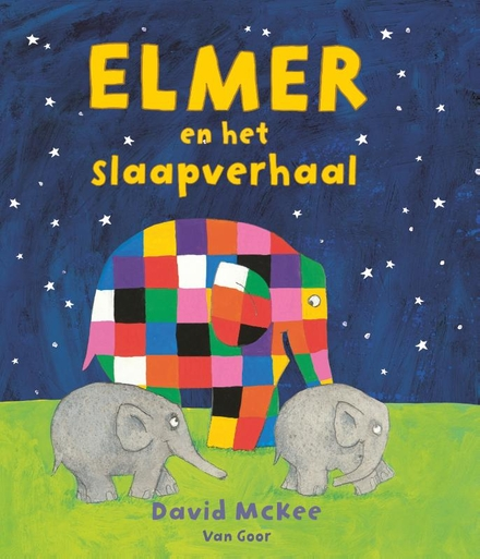 Elmer en het slaapverhaal