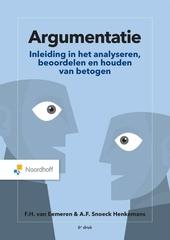 Argumentatie : inleiding in het analyseren en beoordelen van betogen