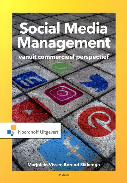 Social media management : vanuit een commercieel perspectief
