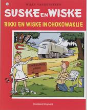 Rikki en Wiske in Chocowakije