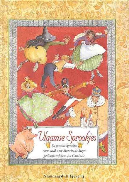Vlaamse sprookjes : de mooiste sprookjes