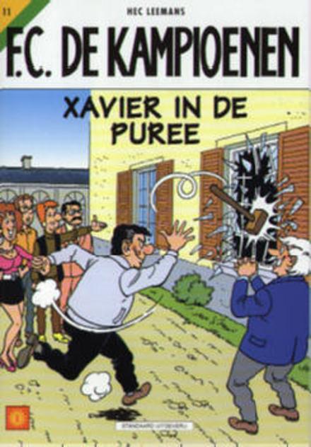Xavier in de puree