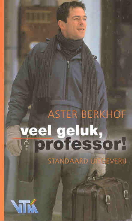 Veel geluk, Professor !