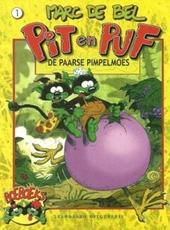 De paarse pimpelmoes