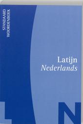 Standaard woordenboek Latijn-Nederlands