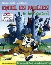 Emiel en Paulien in het kasteel