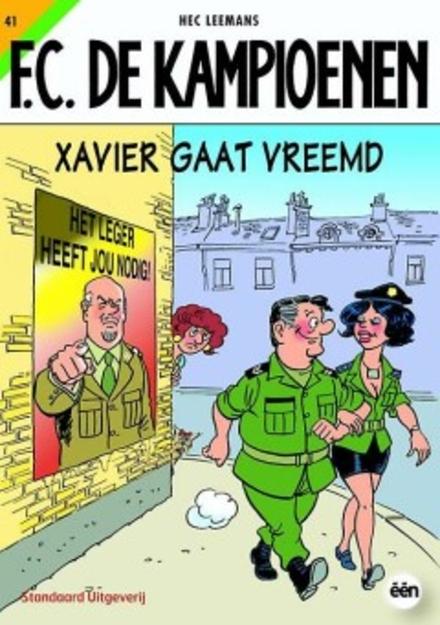 Xavier gaat vreemd