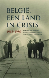 België, een land in crisis 1913-1950