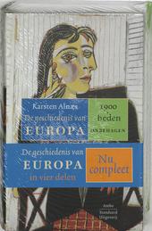 De geschiedenis van Europa: 1900-heden : onbehagen