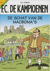 De schat van de Macboma's