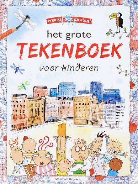 Het grote tekenboek voor kinderen