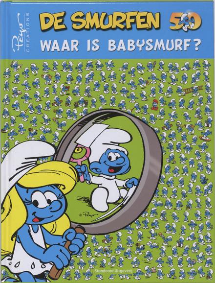 Waar is babysmurf?