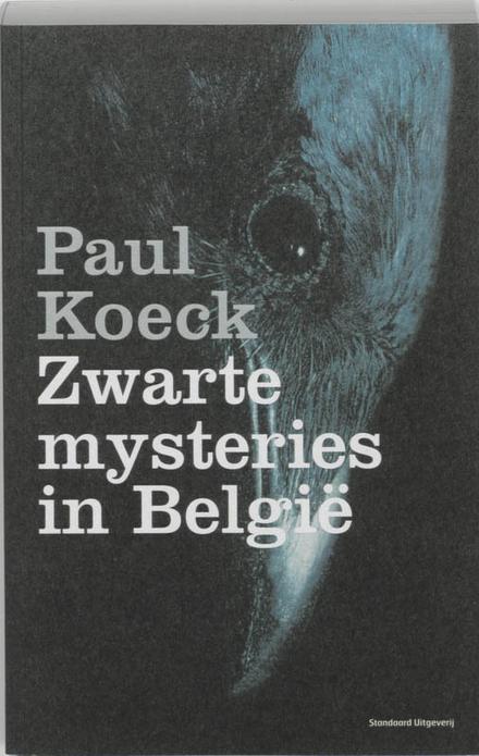 Zwarte mysteries in België