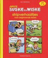 Stripverhaaltjes voor beginnende lezers : leesniveau AVI 1-4