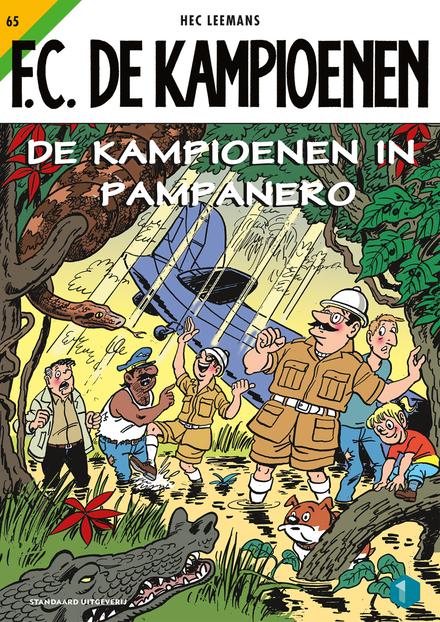 De Kampioenen in Pampanero