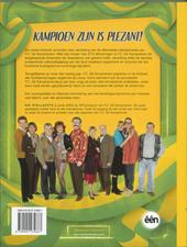 Kampioen zijn is plezant! : het exclusieve fanboek voor jong en oud