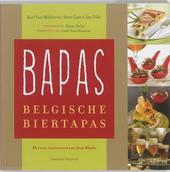 Bapas : Belgische biertapas