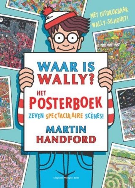 Wally posterboek