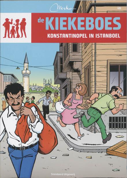 Konstantinopel in Istanboel