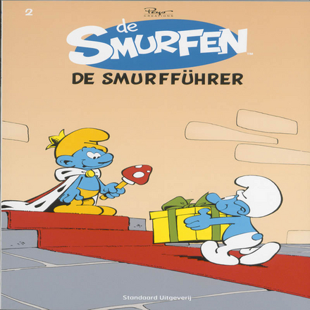 De smurfführer ; Smurfonie in ut