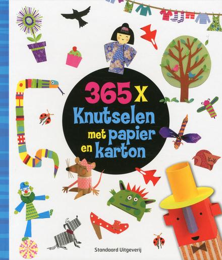 365x knutselen met papier en karton