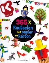 Ketnet 365 x knutselen met papier en karton