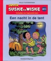 Een nacht in de tent
