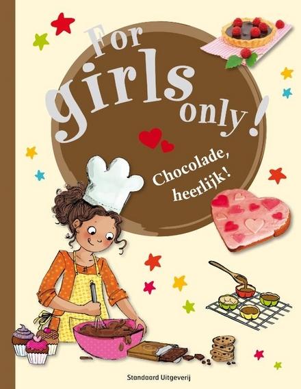 Chocolade, heerlijk!
