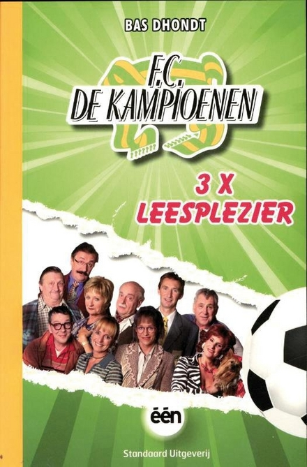 FC de kampioenen : 3 x leesplezier