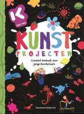 Kunstprojecten : creatief doeboek voor jonge kunstenaars