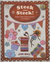 Steek voor steek : naaien, breien, haken, borduren ... voor beginners