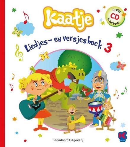 Liedjes- en versjesboek. 3