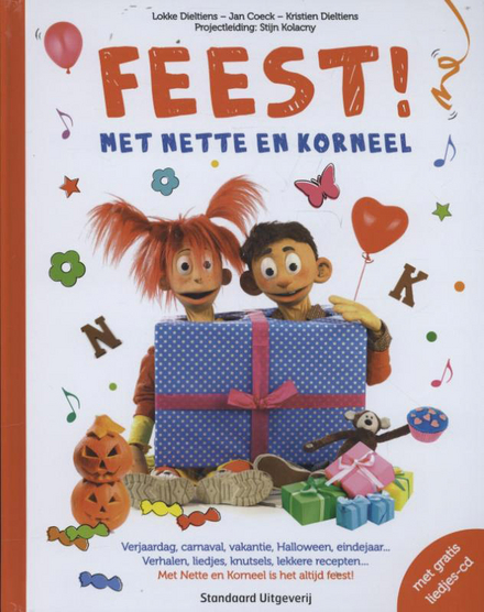 Feest! : met Nette en Korneel