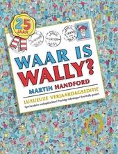 Waar is Wally ? : jubileumboek