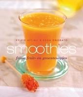 Smoothies : frisse fruit-en groentesapjes