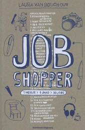 Jobshopper : 1 meisje, 1 jaar, 30 jobs