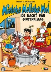 Urbanus vertelt. 15, Mieleke Melleke Mol : de nacht van Sinterklaas
