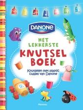 Het lekkerste knutselboek : knutselen met plastic cupjes van Danone
