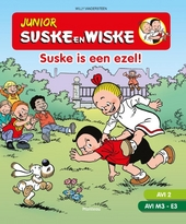 Suske is een ezel!