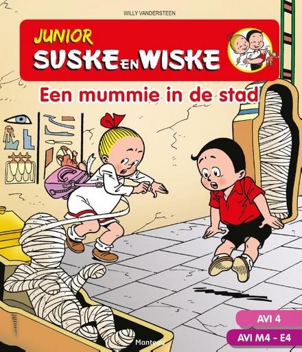 Een mummie in de stad