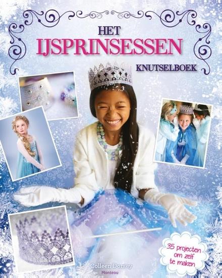 Het ijsprinsessen knutselboek