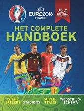 Het complete handboek : UEFA Euro 2016 France