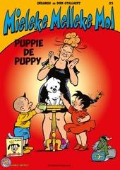 Urbanus vertelt. 23, Mieleke Melleke Mol : Puppie de Puppy