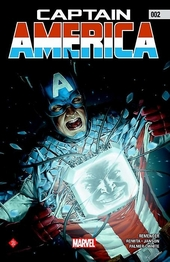 Captain America. 2