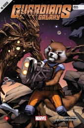 Guardians of the galaxy. 5