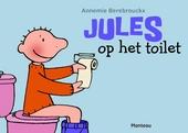 Jules op het toilet
